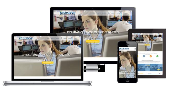 insuserveresponsivenew - Insurance Websites