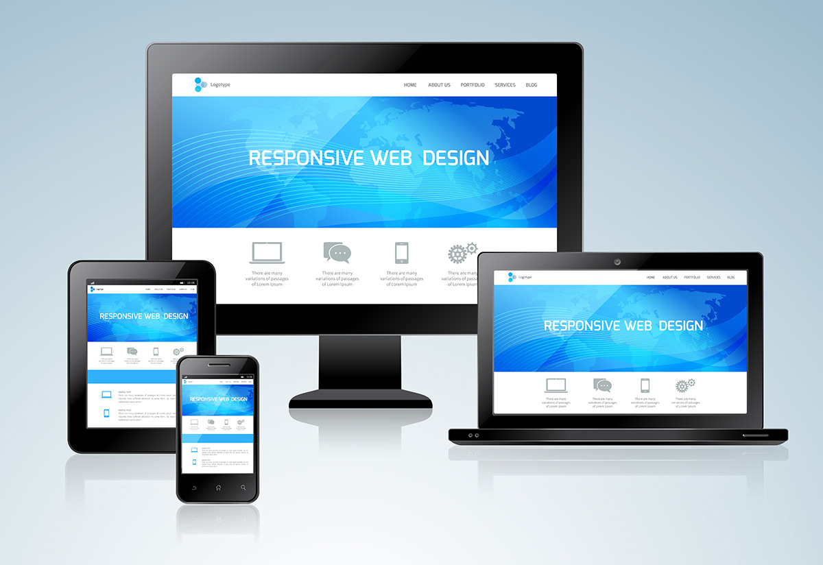 Responsive - Google Friendly and Responsive Insurance Agency Website